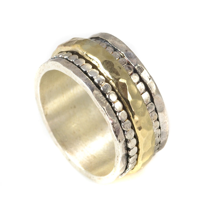 ring gold silber
